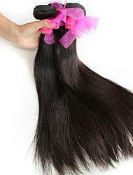 """Pc 1 lotto 8 """"-24"""" vergine brasiliana dei capelli di colore naturale dei capelli umani diritto capelli vergini"""