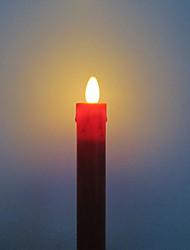 zonder vlammen flikkeren oplaadbare LED kaars