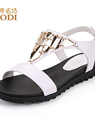 East Timor were Square ® summer new Korean heavy-bottomed open-toed sandals in Sandals student flat sandals