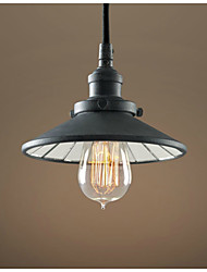 Industrial LOFT Antique Black Pendant Light