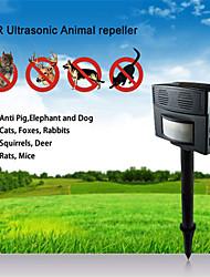 superpotência outdoor seguro de ultra-som pir inofensivos animais de ultra-som repelente