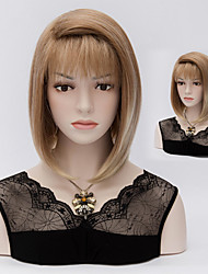 Mix Color Short Hair Wigs Hair Beautiful Synthetic Hair Wigs