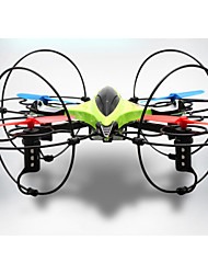 KF FX-2 5ch RC Anti Fall Four Aircraft of Six Axis Gyro UFO model Helicopter