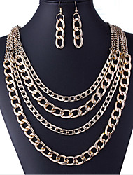 Colorful day  Women's European and American fashion necklace-0526164