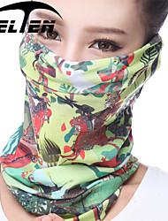 Zelten Unisex Multifunctional Outdoor Headwear Shadow Play