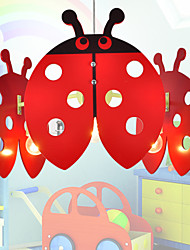 FX7426-3  Cartoon Wooden Children's Lamp 自动检测语言