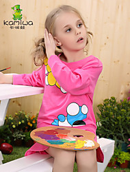 KAMIWA ® Girl's Spring/Fall Full Clothing Sets/Sport Suit/Tees/Skirts Teen Children's Clothing Kids Clothes(Cotton)