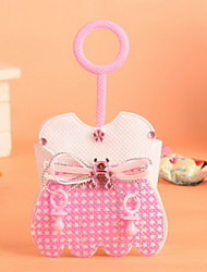 Pink and Blue Baby Dress Organza Candy/Chocolate Favor Bags For Baby Shower  Set of 12