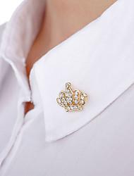 Full Diamond Brooch (1Pair)