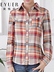 nueva camiseta de la ropa de las mujeres eyuer