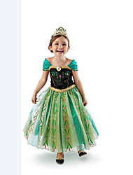 Girl's Maxi Anna Princess Dress