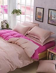 duoma tc piel algodón IKEA estilo BLADA cuatro piezas beding conjunto