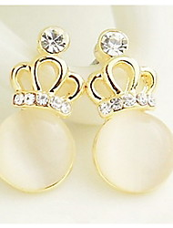 Bright Personality Alloy Drop Earring(1 Pair)