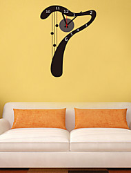 DIY Creative Musical Instrument Wall Clock