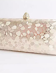 Ladies Fashion Stone Pattern Evening Clutch Purse Handbags