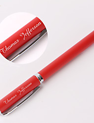 Personalized Gift Pens Selective Colors Classic Metal Ink Pen