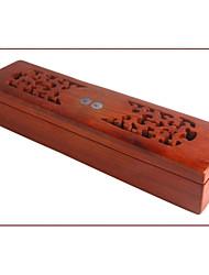 Red Is Day Spend Pear Hand-Carved Fome Kitchen Supplies Boxes, Chopsticks Basket Chopsticks Basket