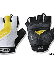 Spakct Men's Cycling Gloves Fingerless Cushioning comfortable Easy dressing