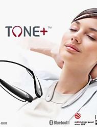 Bluetooth 4.0 stéréo écouteurs / casque sans fil heaset microphone intégré casque