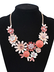 Colorful day  Women's European and American fashion necklace-0526106