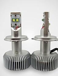Teso h4 30w ac / DC11-14V, alto potere di alta luminosità principale cree faro faro per l'automobile.