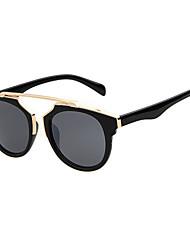 Gafas de Sol hombres / mujeres's Clásico / Retro/Vintage / Modern / Moda Browline Negro Gafas de Sol / Conducción Completo llanta