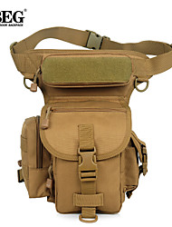 iBeg tácticas de armas militares paquete de la cintura bolsa de pierna paseo deporte al aire libre utilidad especial gota impermeable