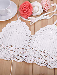 Women's Sexy Summer Beach Lace Top Beachwear
