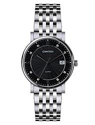 COMTEX  Men Watch steel watch quartz watch S6194G-2