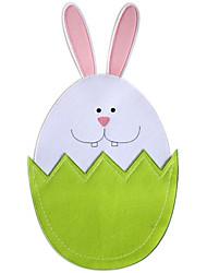 Easter Rabbit Design Cute Placemat Decoration Table Placemat