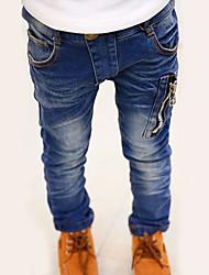 Boy's Fashion Leisure AceCool Cowboy Pants