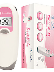 New 2.5MHz Integrated Design  Fetal Doppler LCD Ultrasound Prenatal Detector Fetal Baby Heart Rate Monitor