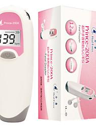 2.5MHz nouvelle conception intégrée doppler foetal lcd échographie prénatale détecteur bébé foetal cardiofréquencemètre