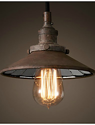 Industrial LOFT Antique Rust Pendant Light