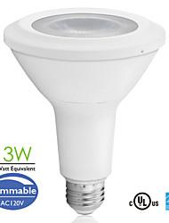 e26 13w 800lm dimmable par30 incasso lampadina 75Watt luce calda luce a risparmio energetico equivalente bianco