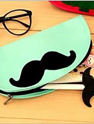 Cutie Cartoon Stylish Multi Color Leather Purse/Mouse Mat (Random Delivery)