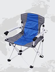 Lobo do macho ao ar livre cadeira de praia de dobramento portátil, liga de alumínio fezes de pesca cadeira de recreio a coisa real