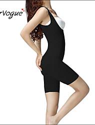 burvogue élastique monobloc contrôle de ventre fesses culotte de levage shapewear des femmes