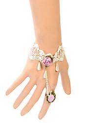 Bracelet Chaîne Alliage Femme