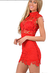 CNB  Women's Sexy/Bodycon/Casual/Lace Dresses (Lace)