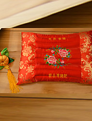 China Hand Embroidery Semen Cassiae Pillow