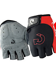Glove Cycling/Bike Unisex Fingerless GlovesAnti-skidding / Wearproof / Wearable / Shockproof / Reduces Chafing / Wicking