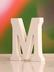 автономные деревянное буквы белого свадьба украшения дома
