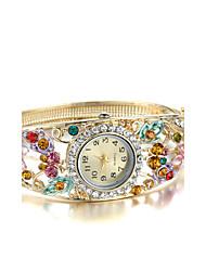Women's Elegant Golden Retro Bracelet Watch Cool Watches Unique Watches