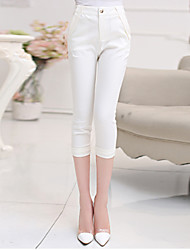 Women's Skinny Pants , Work Pocket
