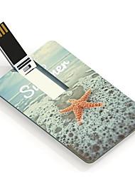 64gb hola tarjeta de diseño de memoria USB usb verano