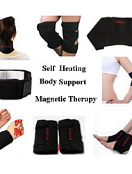 tormalina autoriscaldante supporto della vita ginocchiera collo spalla pad caviglia supporto del gomito supporto 7 in 1 set terapia