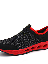 Men's Shoes for Sports And Leisure Fashion Shoes Black/Blue/Grey/Red
