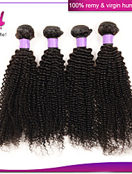 Brazilian curly virgin hair bundles cheap Brazillian deep curly 100% human kinky curly hair weave