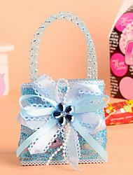 New!!! Handbag Shape Non Woven Fabric Wedding Candy Sweet Favor Bags Set of 12
